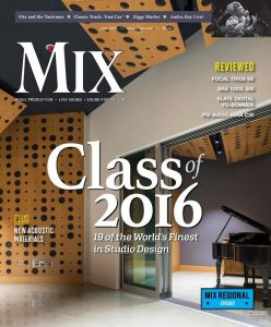 Mix 2016 cover