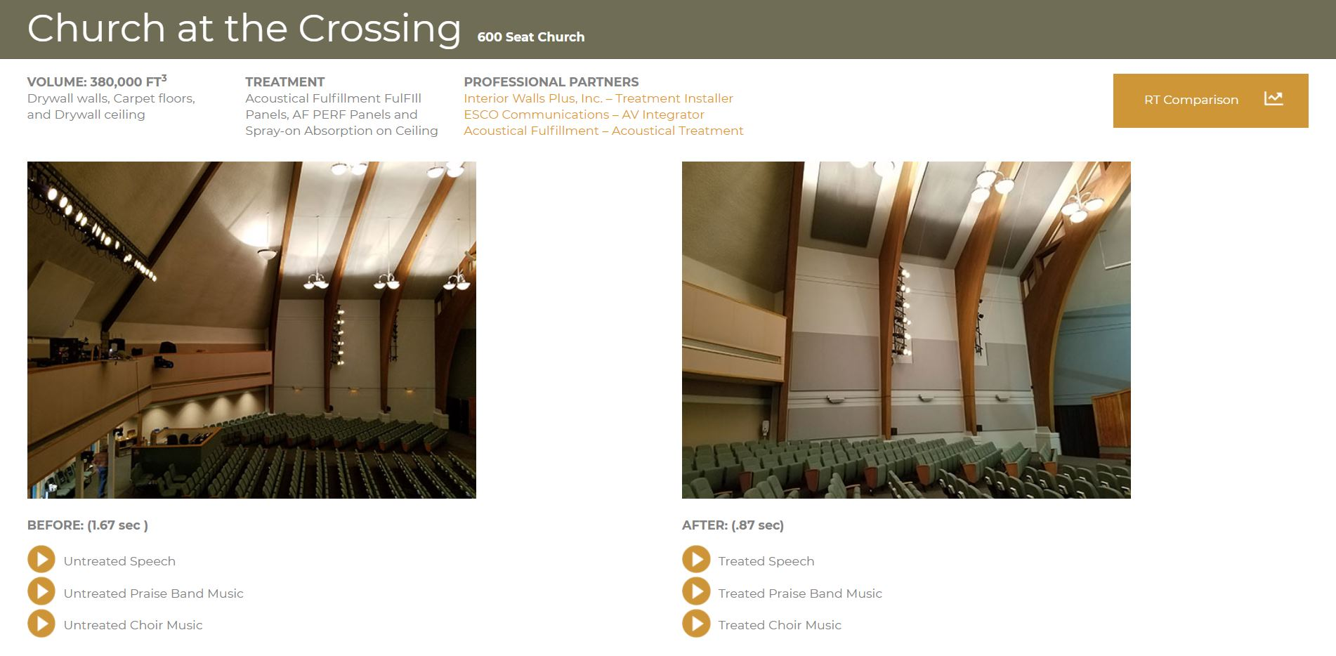 RT Simulator Screenshot