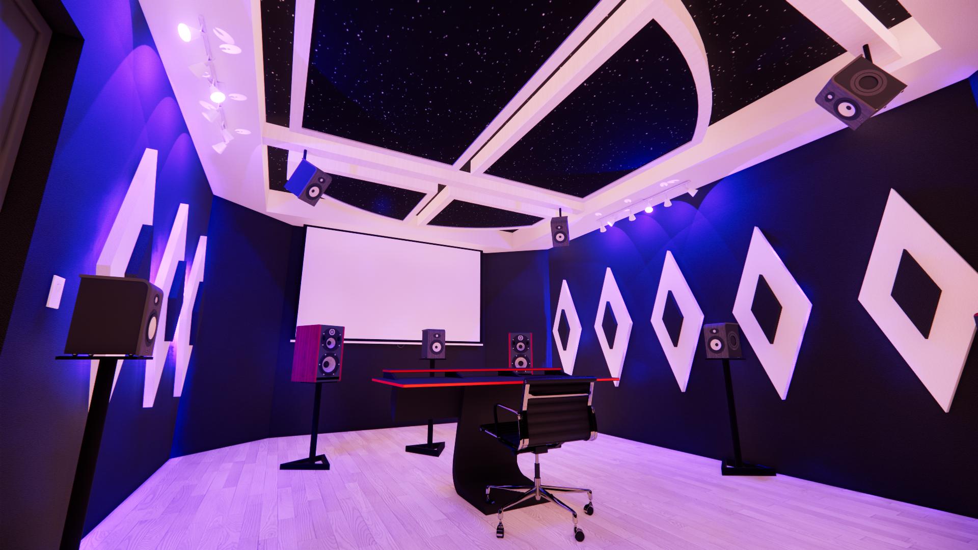 Studio D Angle 1